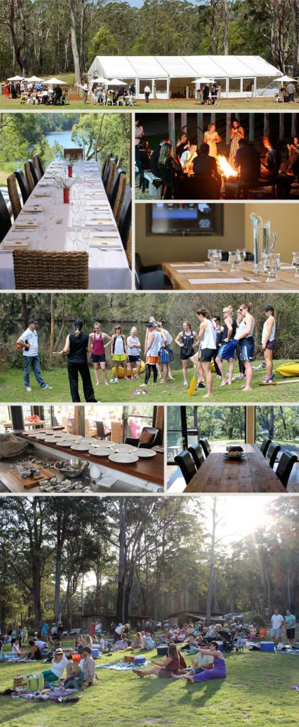 Weddings, Conferences, Team Building - all at The Escape